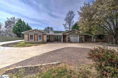 Piedmont Single Family Home For Sale: 220 Piedmont Golf Course
