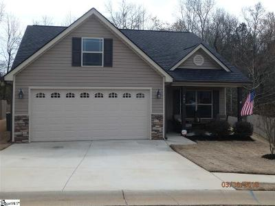 Boiling Springs Single Family Home For Sale: 785 Bankston