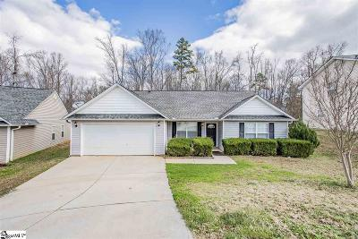 Fountain Inn Single Family Home Contingency Contract: 120 Catterick