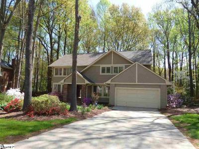 Greer Single Family Home For Sale: 112 Shefford