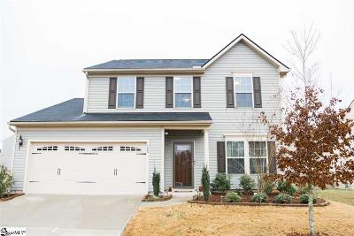 Simpsonville Single Family Home For Sale: 105 Chestatee
