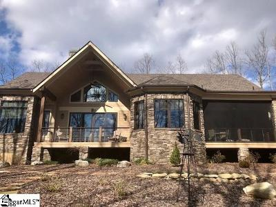 Travelers Rest Single Family Home Contingency Contract: 7 Summit Ridge