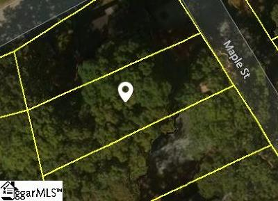 Greenville County Residential Lots & Land For Sale: Maple