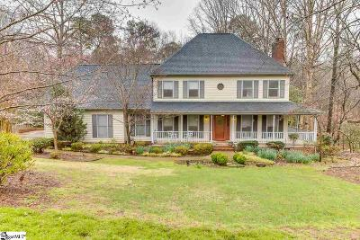 Easley Single Family Home Contingency Contract: 209 Westchester
