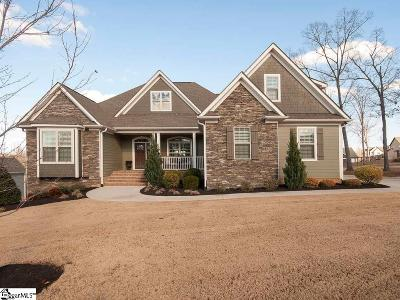 Travelers Rest Single Family Home For Sale: 1 Thornbriar