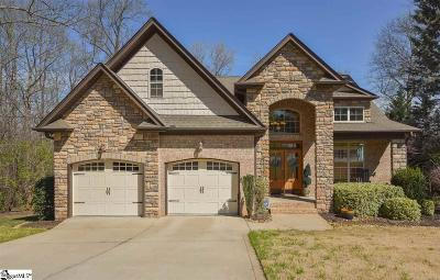 Greer Single Family Home Contingency Contract: 104 Park Hill