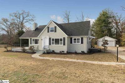 Greenville County Single Family Home For Sale: 6913 White Horse
