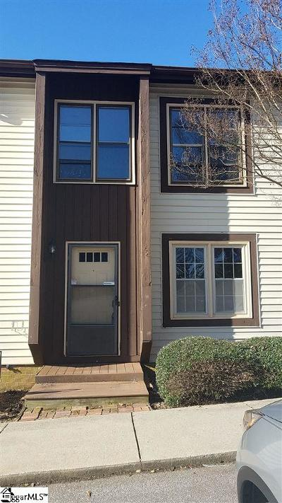 Simpsonville Condo/Townhouse Contingency Contract: 3210 Bethel #Unit 5