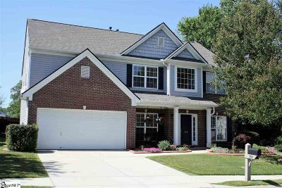 Morning Mist Single Family Home Contingency Contract: 305 Tulip Tree