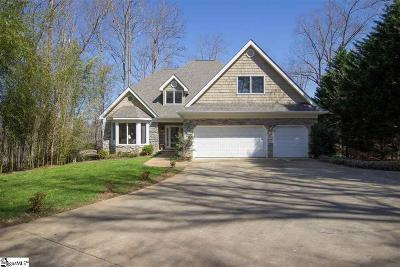 Taylors Single Family Home For Sale: 215 Cove Harbor