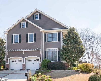 Greenville Single Family Home For Sale: 20 Lowther Hall