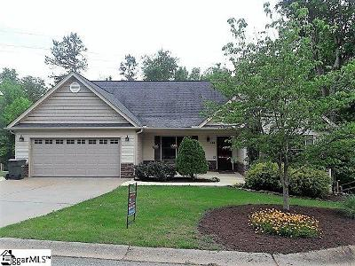 Greer Single Family Home Contingency Contract: 123 Oak Wind