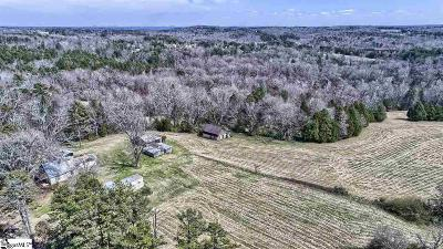 Spartanburg Residential Lots & Land Contingency Contract: 720 Beacon Light
