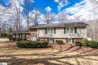 Greenville County Single Family Home For Sale: 101 Laconia