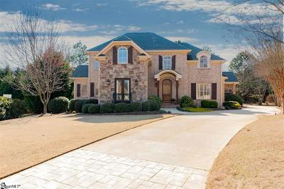 Simpsonville Single Family Home Contingency Contract: 10 Mitchell Spring