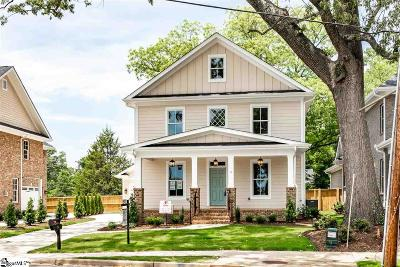 Downtown Single Family Home For Sale: 5 James