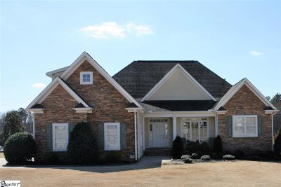 Piedmont Single Family Home For Sale: 119 Spring Hill Farm