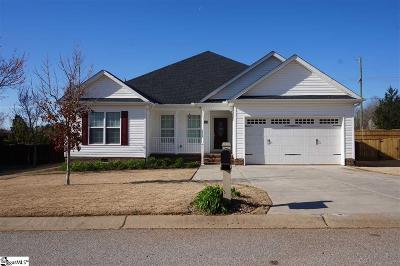 Greer Single Family Home Contingency Contract: 331 Sugar Time