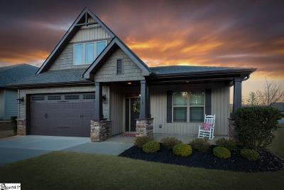 Waterstone Cottages Single Family Home Contingency Contract: 325 Owasso