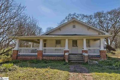 Easley Single Family Home For Sale: 201 Old Liberty