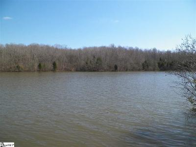 Laurens Residential Lots & Land For Sale: 192 Viewpoint