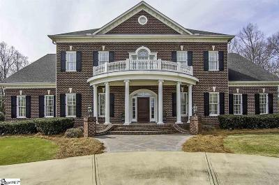 Simpsonville Single Family Home For Sale: 118 Kilgore