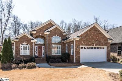 Greenville Single Family Home Contingency Contract: 203 Bouchillion
