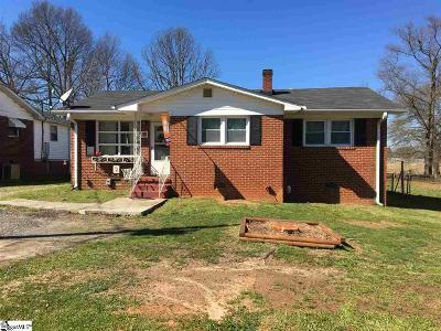 Greenville Single Family Home Contingency Contract: 15 Crestmore