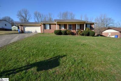 Travelers Rest Single Family Home For Sale: 103 Keystone