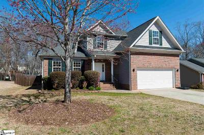 Boiling Springs Single Family Home For Sale: 203 Heritage Creek