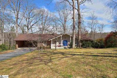 Clemson Single Family Home Contingency Contract: 414 Shorecrest