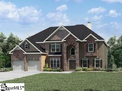 Simpsonville Single Family Home For Sale: 400 Cattail Hollow