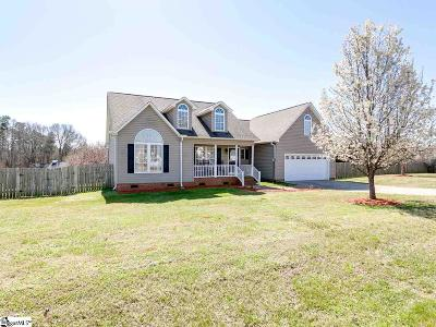 Boiling Springs Single Family Home For Sale: 130 Summit Ridge