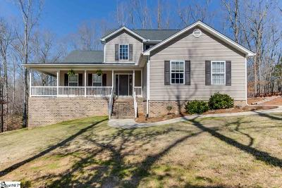 Simpsonville Single Family Home For Sale: 8 Prince Williams