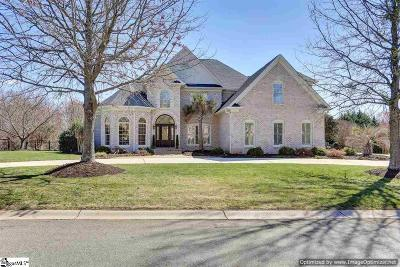 Simpsonville Single Family Home For Sale: 7 Finsbury