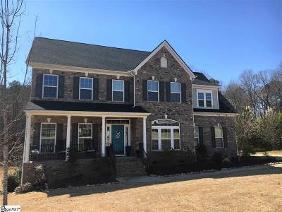Easley Single Family Home Contingency Contract: 124 Wilshire