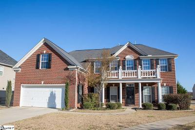 Simpsonville Single Family Home For Sale: 200 Stonebury