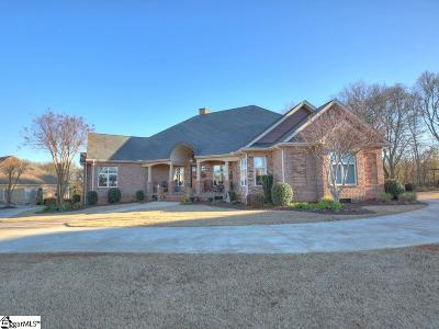 Anderson Single Family Home For Sale: 114 Rivendell