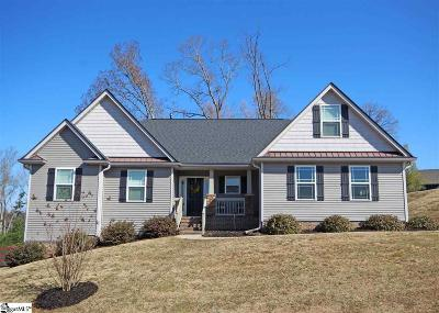 Easley Single Family Home For Sale: 114 Still Creek