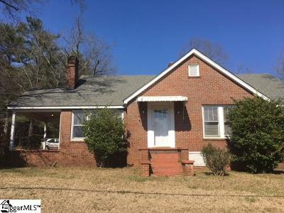 Travelers Rest Single Family Home For Sale: 1690 N Highway 25