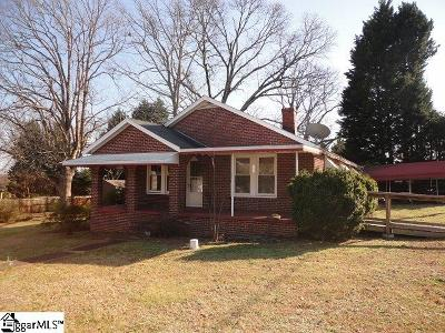 Easley Single Family Home For Sale: 808 S B