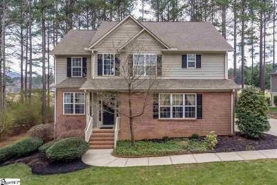 Travelers Rest Single Family Home For Sale: 14 Laurelcrest