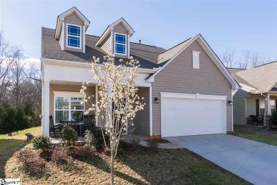 Simpsonville Single Family Home For Sale: 320 Riverdale
