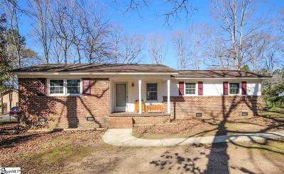 Simpsonville Single Family Home For Sale: 310 Sherondale