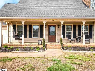Simpsonville Single Family Home For Sale: 5 Ash