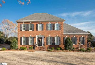 Simpsonville Single Family Home For Sale: 201 Asheton Springs