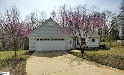 Simpsonville Single Family Home For Sale: 8 Little Leaf