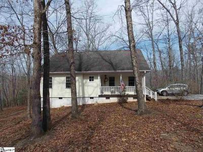 Pickens SC Single Family Home For Sale: $199,000