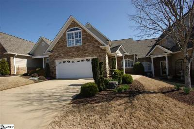 Greer Condo/Townhouse For Sale: 19 Brightmore