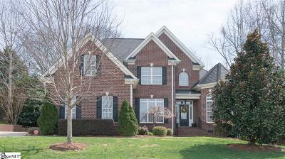 Simpsonville Single Family Home For Sale: 3 Polaski